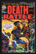 Comix original underground comic Death Rattle 3 #181